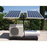climatiseur solaire photovoltaique