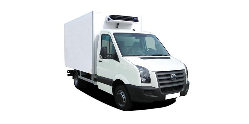 Camion frigorifique à la Réunion 974